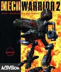 MechWarrior 2 Box art