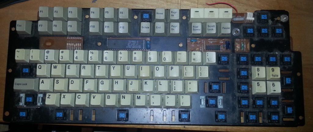 Naked Chicony Keyboard