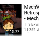 MechWarrior Retrospective